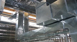 Pembuatan Pemasangan Perbaikan Ducting Seng BJLS