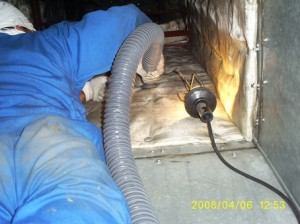 Jasa Maintenance Pembersihan Ducting Dapur AC Supply Exhaust