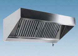 Kitchen Hood : Stainless, Aluminium, Seng